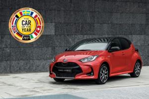 Saammeko esitellä: Vuoden Auto 2021 (Car of the Year) JA ensimmäistä kertaa Euroopan myydyin auto! Uusi, neljännen sukupolven To...