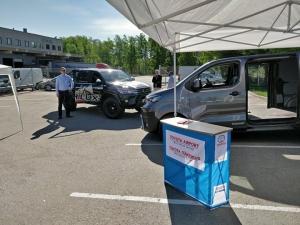 Tervetuloa ETRA roadshow Suutarilaan tänään kello 9-15. Toyota mukana menossa, näytteille asettajia ja tarjouksia moneen menoon!