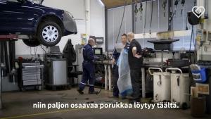 Mekaanikko, tule meille töihin! Toyota Itäkeskuksessa on paikka sinua odottamassa. Laita siis rohkeasti hakemusta tulemaan: https://bit.ly/2SEF5Tq