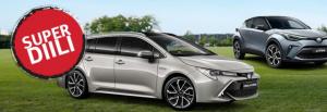 Meiltä toukokuun loppuun asti SUPERDIILI uusiin autoihin! Saat autoosi kaksi määräaikaishuoltoa kaupan päälle!  ✅ Ensimmäinen vu...